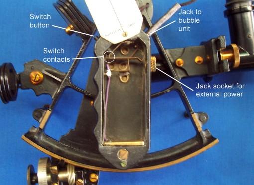 MkI handle