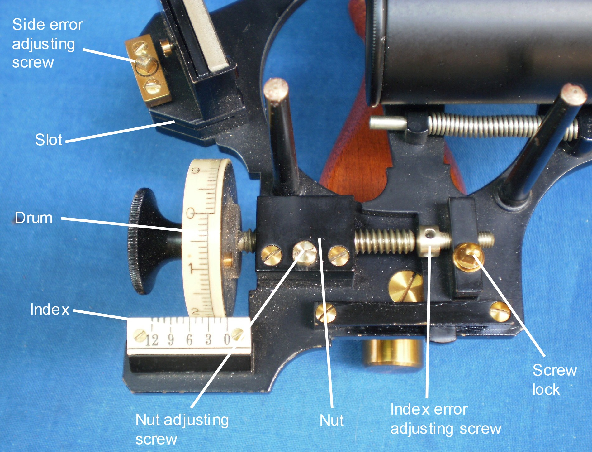 november 2012 the nautical sextant