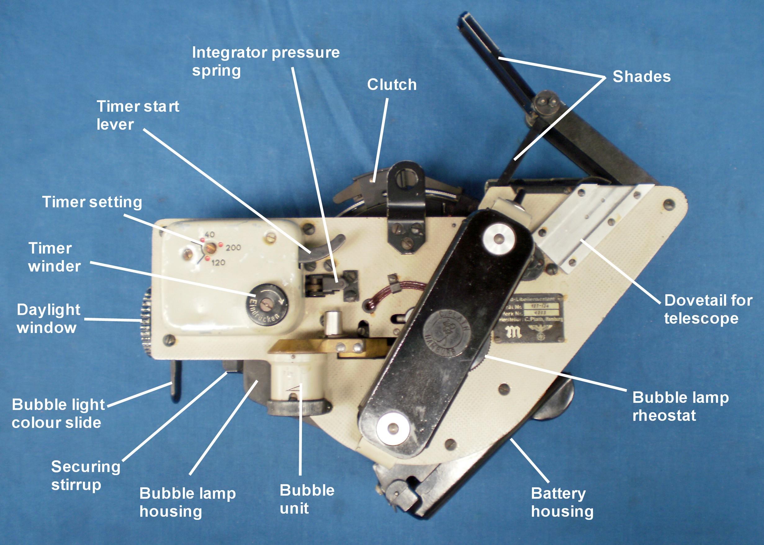 Figure 2: General arrangement, left side.