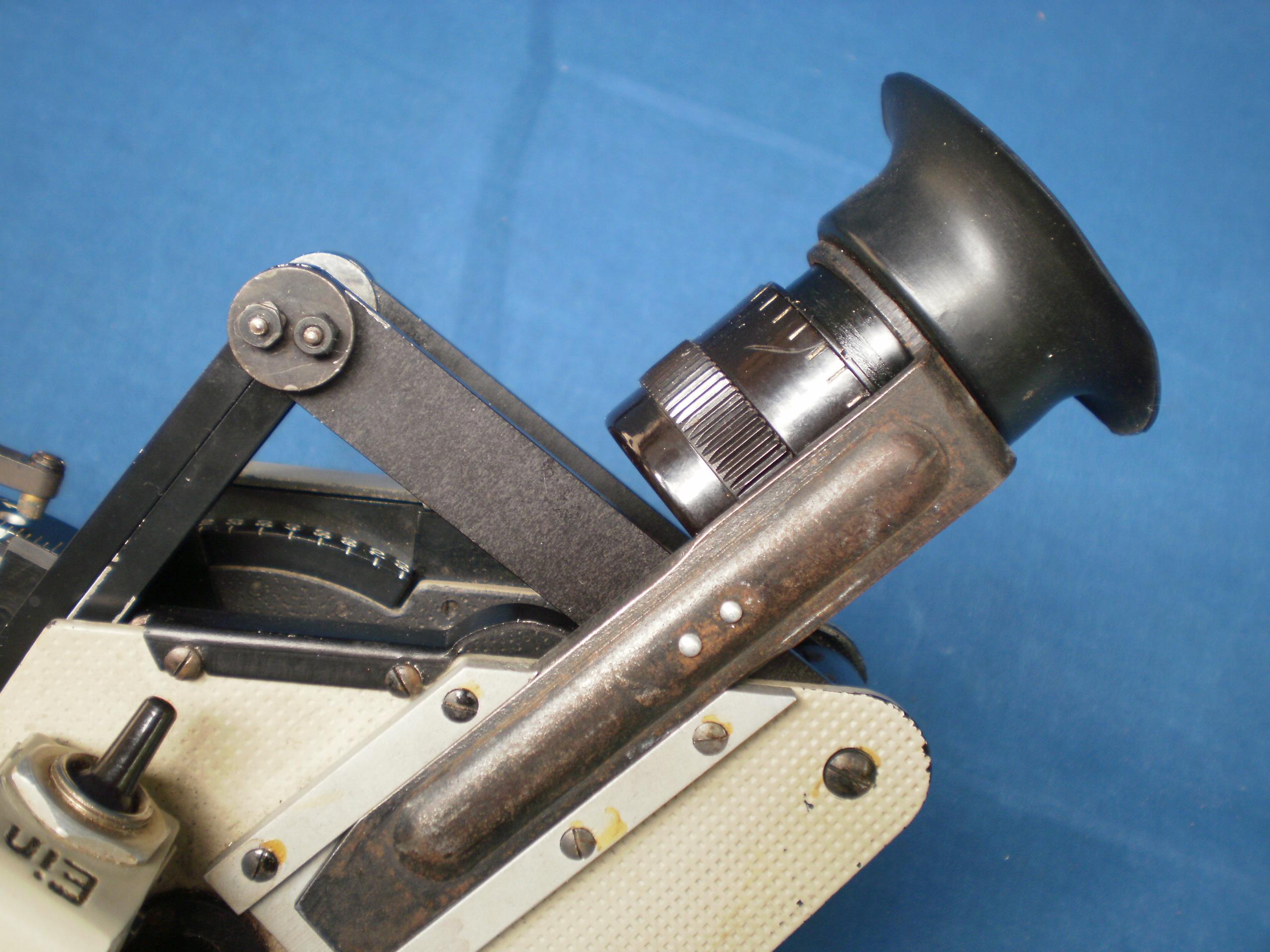 Figure 24: Telescope in place.