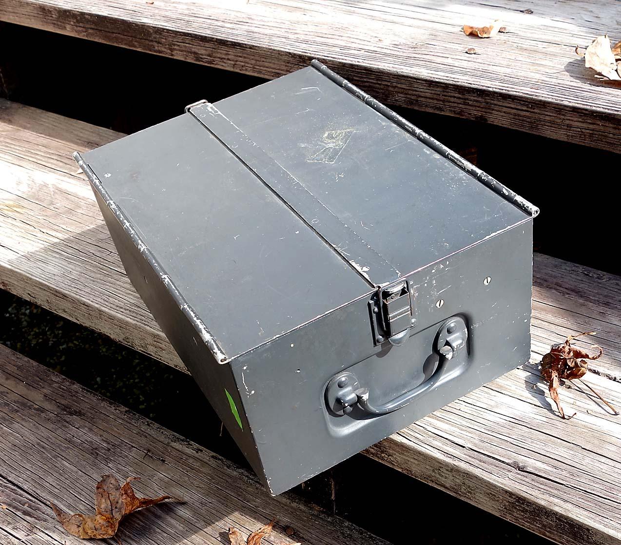 Figure 25: Exterior of case.