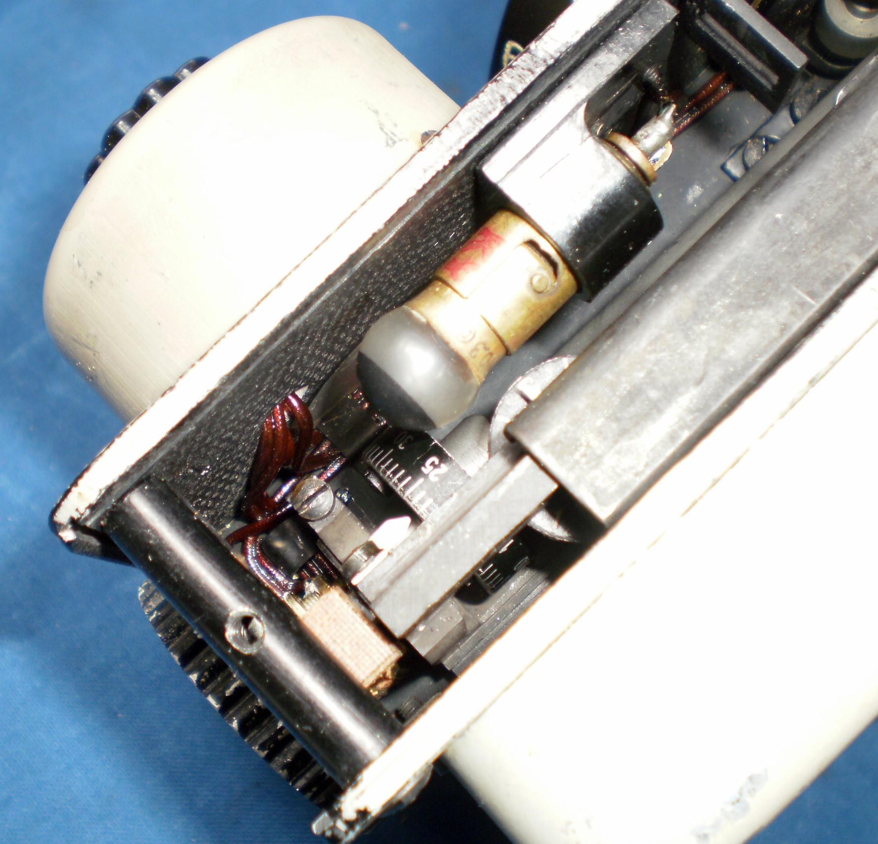 Figure 17 a: Integrator lamp