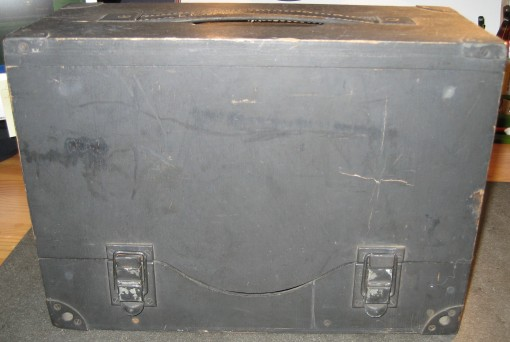 Figure A1: Exterior of wooden case.