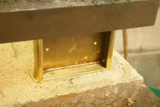 5 solder bracket roof