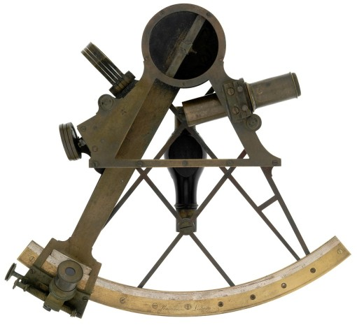 Copy of Ramsden sextant